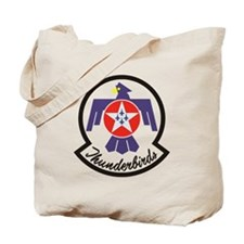 Thunderbirds Military Tote Bag