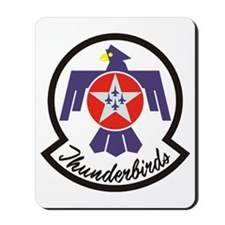 Thunderbirds Military Mousepad