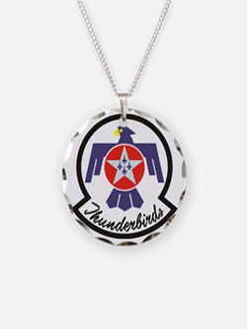 Thunderbirds Military Necklace