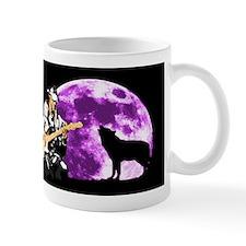 Moonlight blues Mug