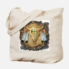 Chief's Shield Tote Bag