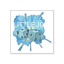 "FB-111A 68-0249 Little Joe Square Sticker 3"" x 3"""