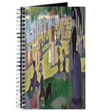 Island of La Grande Jatte Journal