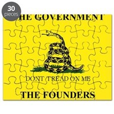 THIS IS THE GOVERNMENT THE FOUNDERS WARNED  Puzzle