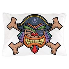 tiki-pir-813-T Pillow Case