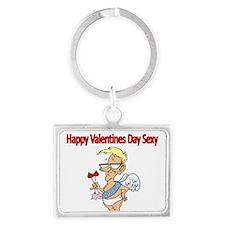 Happy Valentines Day Sexy Keychains