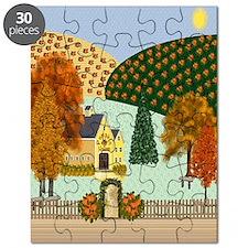 Pumpkin Hollow Puzzle