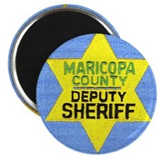Maricopa County Sheriff Magnet