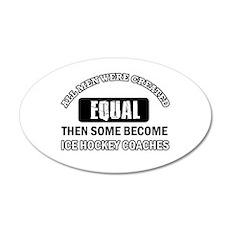 Ice Hockey designs Decal Wall Sticker