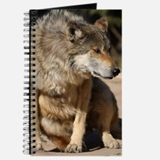 Mexican Wolf Portrait Journal