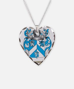 Legge-(England) Coat of Arms  Necklace