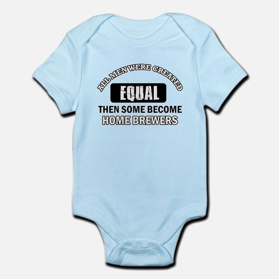 Home Brewers Designs Infant Bodysuit