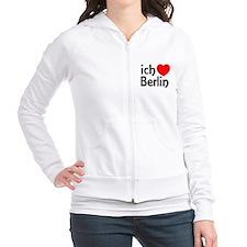 Berlin Fitted Hoodie