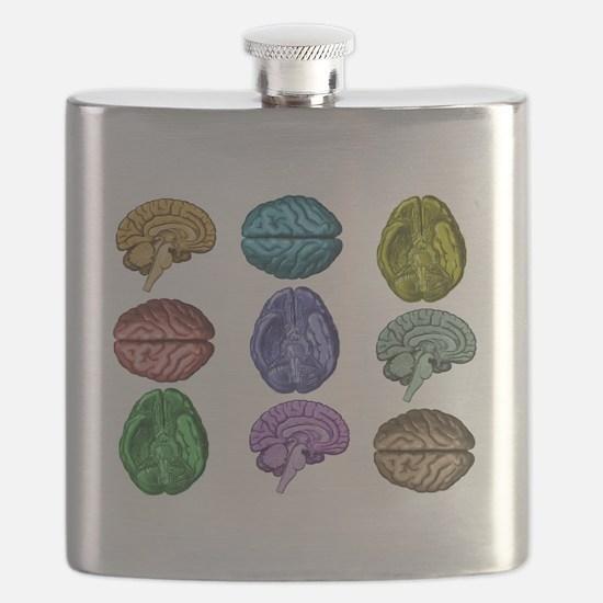 C Brain Flask