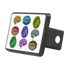 C Brain Hitch Cover