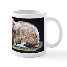 French Lop Rabbits Mug