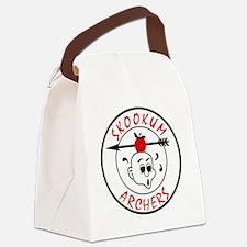 Skookum Logo Canvas Lunch Bag