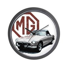 Mg Midget Wall Clock