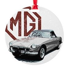 Mg Midget Ornament