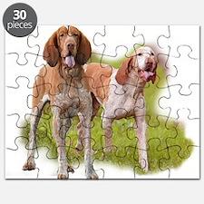 Bracco Italiano Puzzle