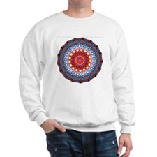 Funky Artsy Bold Bright Colourful Sweatshirt