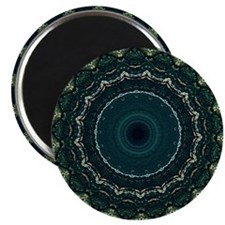 Stylish Creative Green Designer Magnet