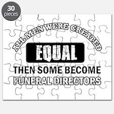 Funeral Directors Designs Puzzle