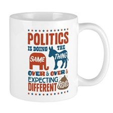 Political Insanity Mugs