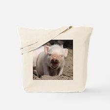 Piglet 001 Tote Bag