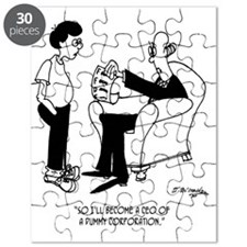 CEO Of A Dummy Corp Puzzle