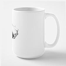 MG Midget Sportscar Mug