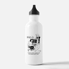 Computer !@#$%* Langua Water Bottle