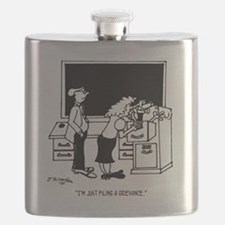 Filing a Grievance Flask