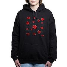 Crazy Ladybugs Hooded Sweatshirt