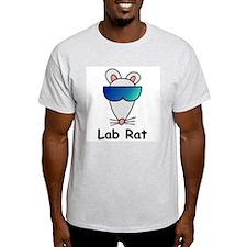 Lab Rat Ash Grey T-Shirt