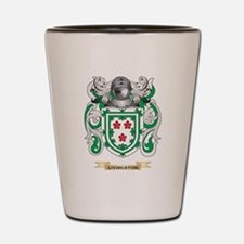 Livingston Coat of Arms - Family Crest Shot Glass