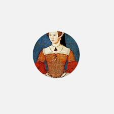 Queen Mary Mini Button