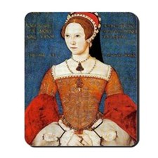 Queen Mary Mousepad