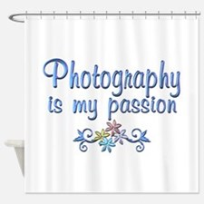 Photography Passion Shower Curtain