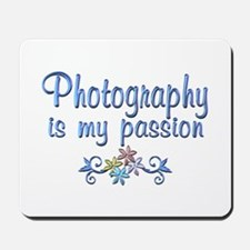 Photography Passion Mousepad