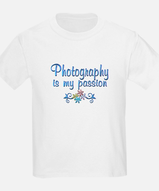 Photography Passion T-Shirt
