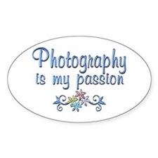 Photography Passion Decal