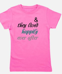 Happily Ever After Girl's Tee