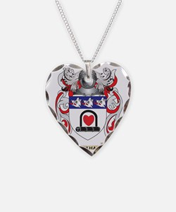 Lockhart Coat of Arms - Famil Necklace