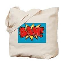 bam3-LG Tote Bag