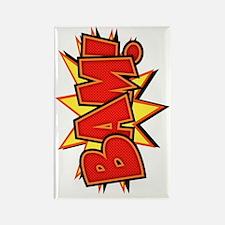 bam3-VERT Rectangle Magnet