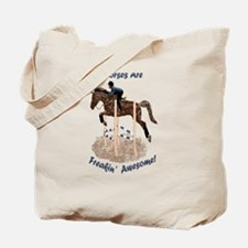 Horses Are Freakin' Awesome Tote Bag