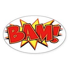 bam3-CAP Decal