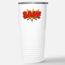 bam3-CAP Stainless Steel Travel Mug