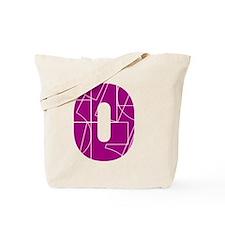 bb-front-cnumber Tote Bag
